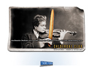 Calderone Club Print Ad - Violin