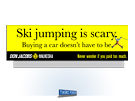 Don Jacobs Billboard - Skiing by Milwaukee ad agency