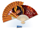 Florentine Opera Merry Widow Gala Invitation designed by Milwaukee Ad Agencies