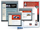 Signicast Web Site Redesign with Search Engine Optimization