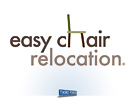 Milwaukee advertising agencies corpate identity logo design for Easy Chair Relocation Logo